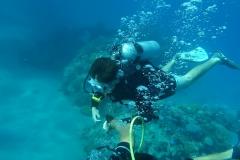 Potápění Lago di Garda