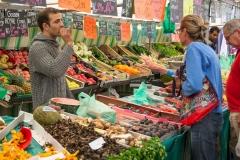 Trhy v Gardone Riviera
