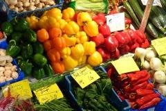 Trh v Gardone Riviera