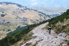 Lago di Garda na kole