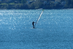 Lago di Ledro windsurfing