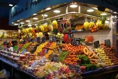 Trhy v Limone sul Garda