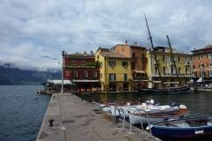 Lago di Garda přístav