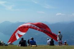 Paragliding Lago di Garda