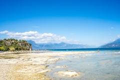 Pláže Garda
