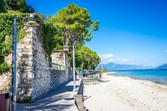 Pláže Lago di Garda