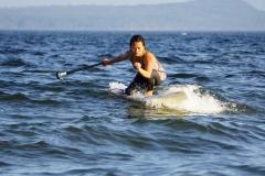 Paddleboarding Lago di Garda