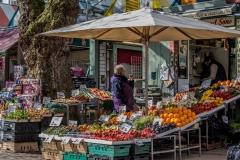 Trhy v Padenghe sul Garda
