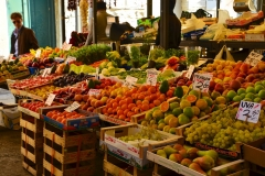 tržnice Lago di Garda