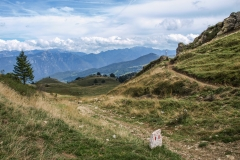 Horská turistika Lago di Garda